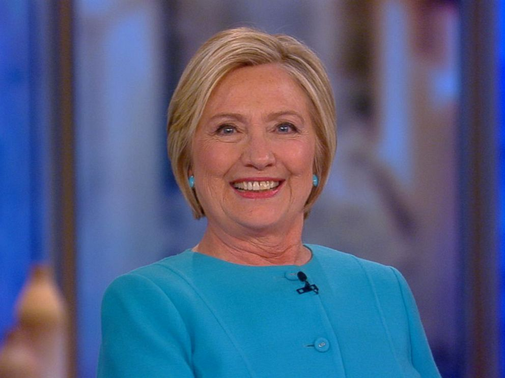Hillary Clinton opens up about the moment she realized she ... Hilary