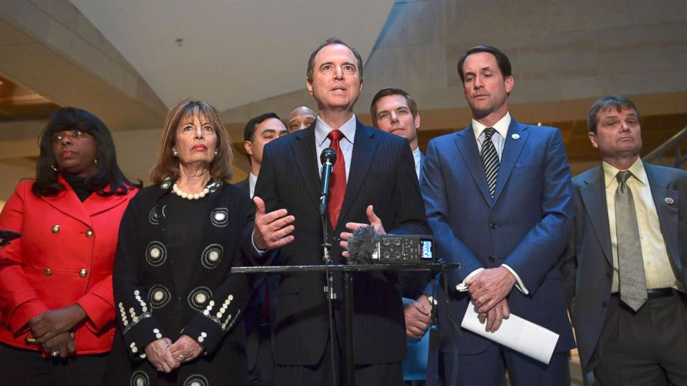 House Intelligence Committee votes to release GOP report finding no evidence of collusion