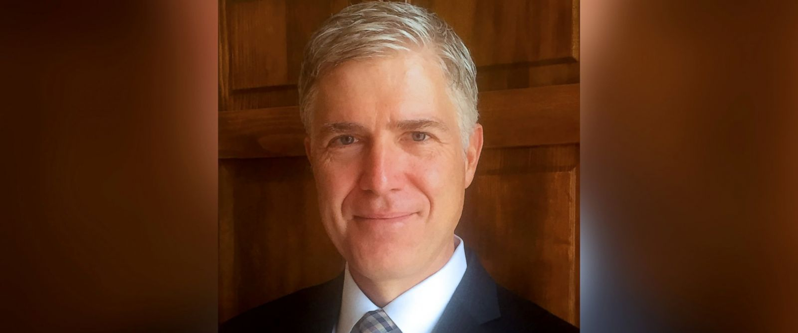 PHOTO: Judge Neil Gorsuch is pictured in an undated handout photo from the University of Colorado Law School.