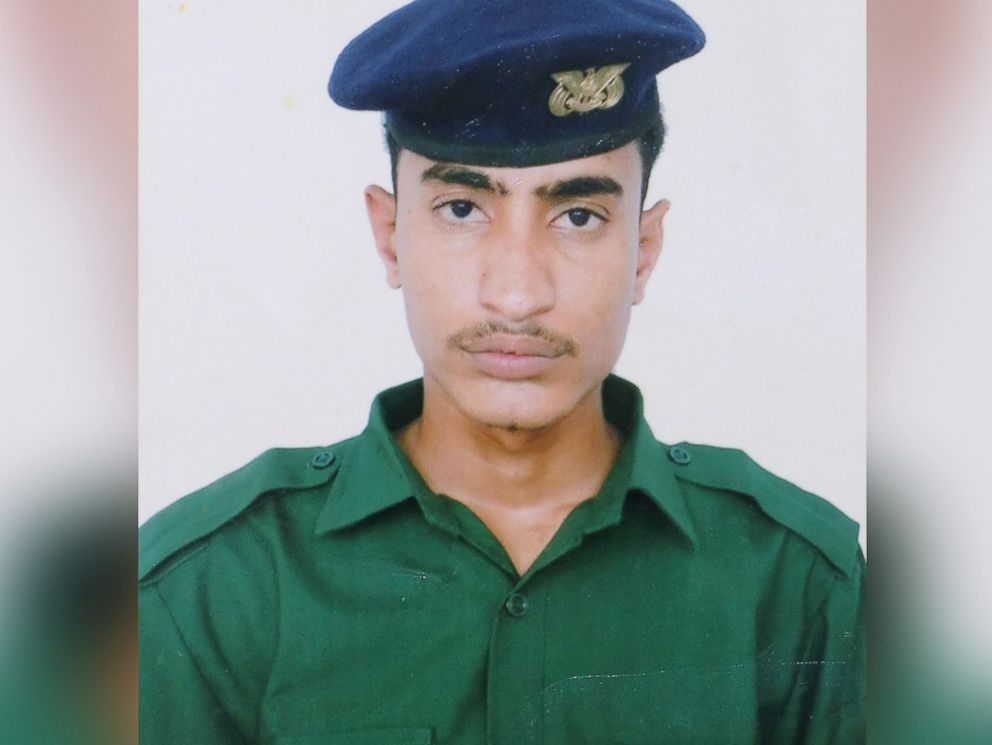PHOTO: Waleed bin Ali Jaber, a police officer, seen here in an undated handout photo, was allegedly killed by a U.S. drone strike in Yemen in August of 2012.