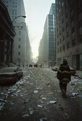 9/11 Through the Lens of the N.Y. Fire Department