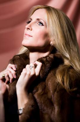 Pretty in Mink Clare Boothe Luce Policy Institute Ann Coulter