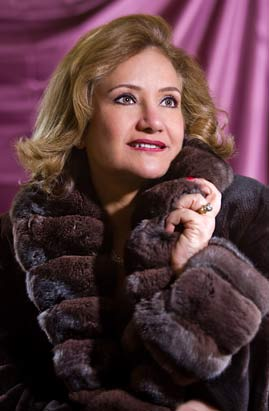 Pretty in Mink Clare Boothe Luce Policy Institute Nonie Darwish
