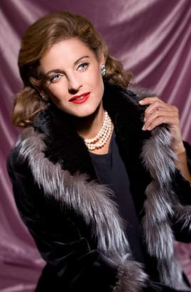 Pretty in Mink Clare Boothe Luce Policy Institute Susan Phalen