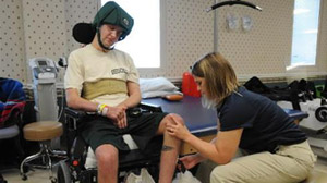 Thanks! For troops with brain trauma, a long journey back