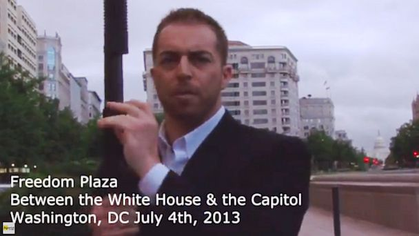 ht adam kokesh kb 130705 16x9 608 DC Activists Apparent Shotgun Loading Video Challenges Law