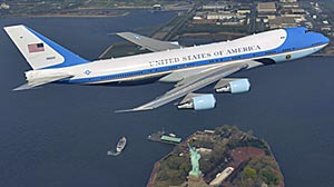 Photo: WH Military Affairs Director Resigns in Wake of Air Force One Flyover