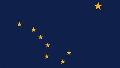 PHOTO: Alaska State Flag