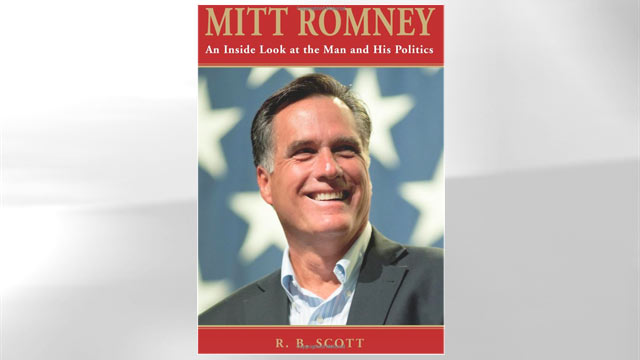 "PHOTO: The cover for ""Mitt Romney: An Inside Look at the Man and His Politics"" is shown."