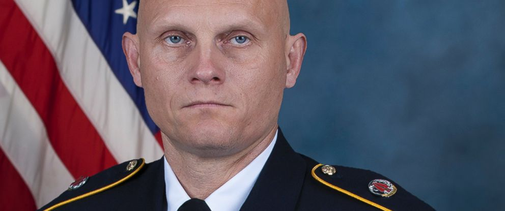 PHOTO:Master Sgt. Joshua L. Wheeler, 39, assigned to Headquarters, U.S. Army Special Operations Command, Fort Bragg, North Carolina, was killed in action Oct. 22, while deployed in support of Operation Inherent Resolve.