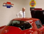 "PHOTO: Joe Biden tweeted this image from his official VP Twitter account on Jan. 18, 2013, with the caption: ""Q for @reddit AMA with my @TheOnion pal: A Trans-Am? Ever look under the hood of a Corvette? #imavetteguy ?VP."""