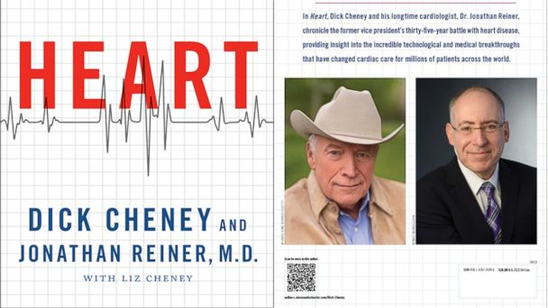 ht dick cheney book heart ll 131023 16x9 608 Read an Excerpt of Dick Cheneys New Book Heart: An American Medical Odyssey
