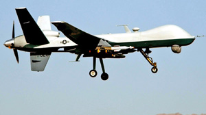 PHOTO: Aircraft drones are they the future?
