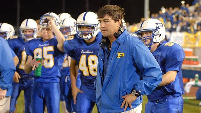 "PHOTO: A scene from the show ""Friday Night Lights"" from the episode 'Nevermind.'"