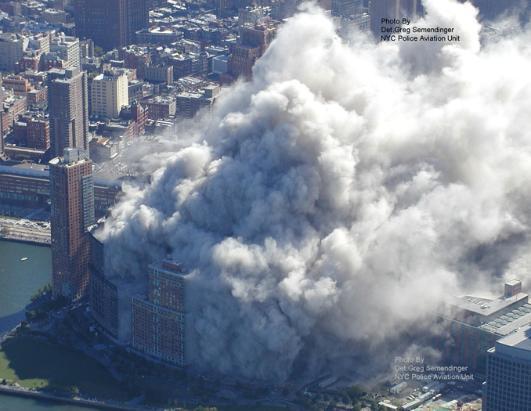 NYPD World Trade Center 9/11 Aerials