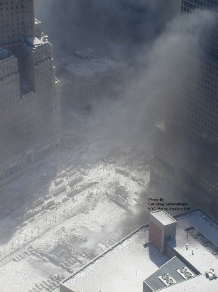 NYPD World Trade Center 9/11 Aerials