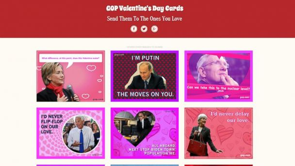 ht gop valentines sr 140213 16x9 608 The Least Romantic Valentines Anywhere Come From DC