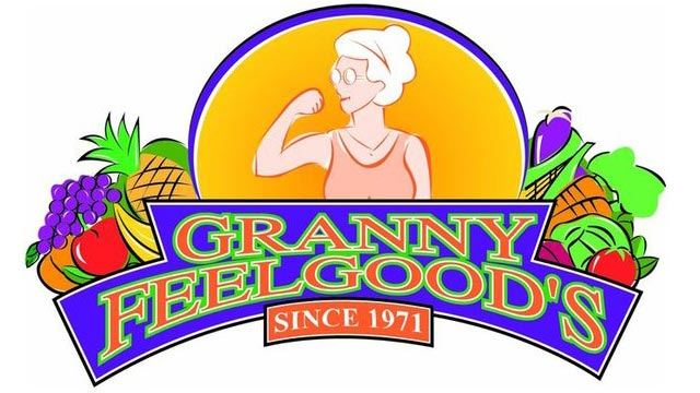 PHOTO: Granny Feelgood's restaurant logo