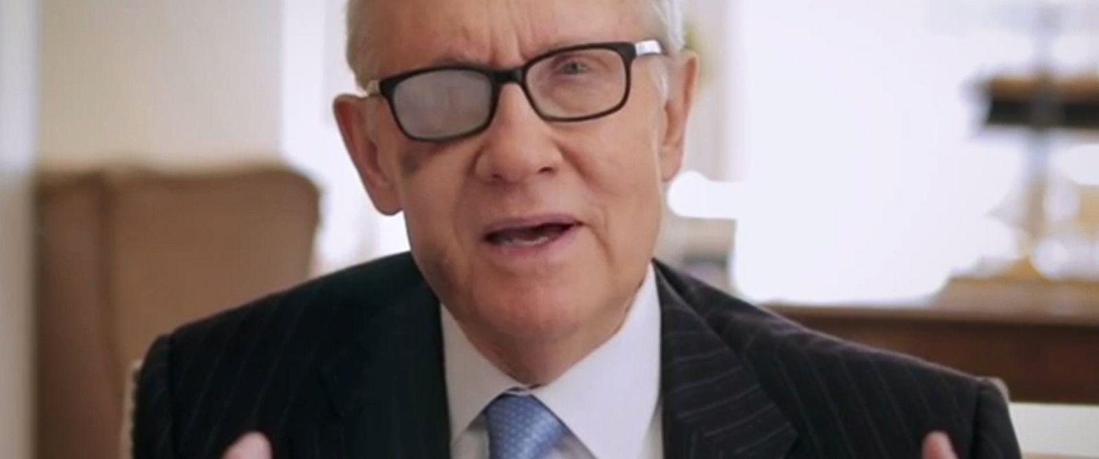 Harry Reid salary