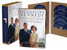 Jacqueline Kennedy: Historic Conversations on Life with John F. Kennedy.
