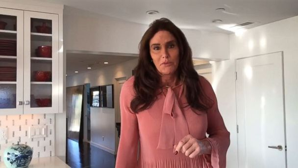 PHOTO: Caitlyn Jenner in a video she posted Feb. 23, 2017, to her social media accounts, slamming the Trump administration's reversal of guidance directing schools to allow transgender students to use the bathroom that matches their gender identity.