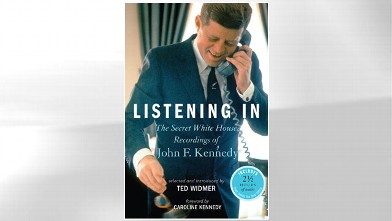 "PHOTO: ""Listening In: The Secret White House Recordings of John F. Kennedy,"" goes on sale Sept. 25, 2012."
