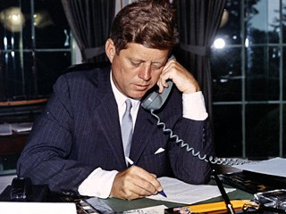 JFK Tapes: New Insight Into Cuban Missile Crisis