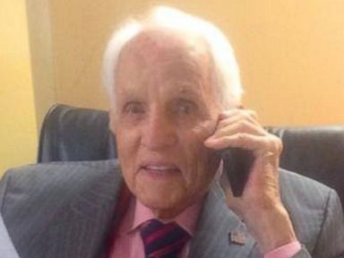 Meet the 93-year-old Florida Mayor Who Wants Another Term