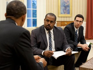 President Obama's 'Pastor' Witnessed Faith in White House
