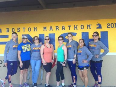 Members Of Congress Train For 'Holy Grail' Of Marathons