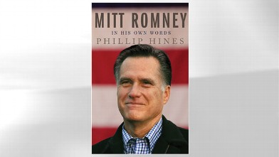 PHOTO:The cover for the book &quot;Mitt Romney in His Own Words&quot; is shown.