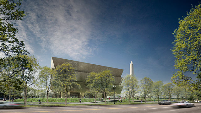 PHOTO: National Museum of African American History and Culture