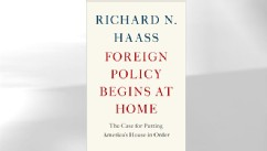 PHOTO: Richard N. Haass has a new book,
