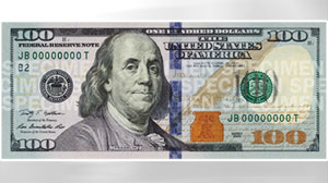 Extreme Makeover: Ben Franklin $100 Bill Edition