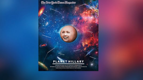 ht nyt hillary clinton cover1 wy 140124 16x9 608 All the Planet Hillary Memes You Need to See