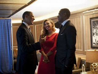 Obama Says He Advocates for Women in Jay-Z's Family