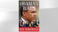 PHOTO The cover of Bob Woodward's book &quot;Obama's Wars&quot; is shown.