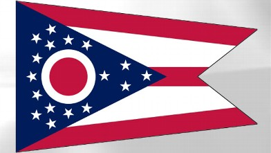 PHOTO: Ohio State Flag
