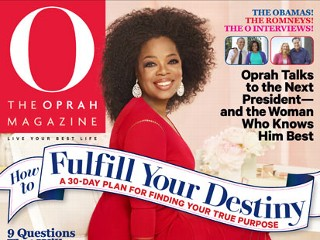The Romneys and Obamas Get Personal With Oprah