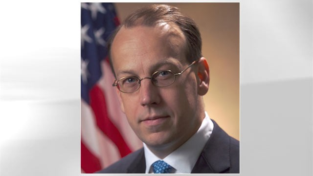PHOTO: Former United States Solicitor General Paul D. Clement is seen in this official photo from the U.S. Department of Justice.