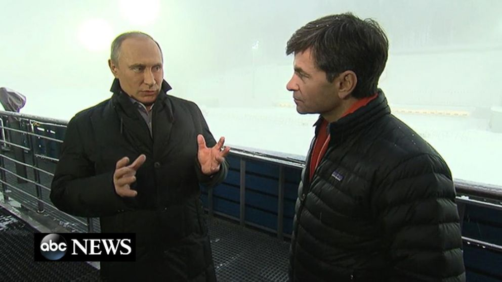 Vladimir putin defends anti gay law but vows no problems for