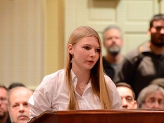 Teen Girl's Pro-Gun Video Gets 2.3 Million Hits