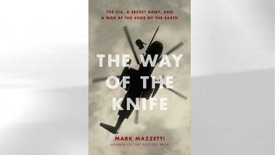 PHOTO: Excerpt from THE WAY OF THE KNIFE: The CIA, a Secret Army, and a War at the Ends of the Earth by Mark Mazzetti, published by The Penguin Press 2013.