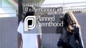 Photo: Video seeks to discredit abortion services group