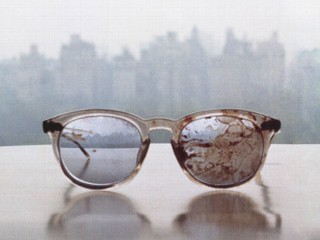 Obama Twitter Account Retweets Photo of Lennon's Bloody Glasses
