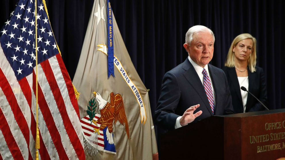 Attorney general, DHS secretary tie NYC terror attack to 'failures' in immigration system