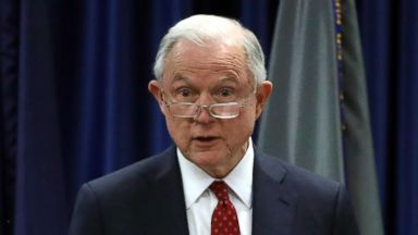 Trump calls Attorney General Sessions 'beleaguered'