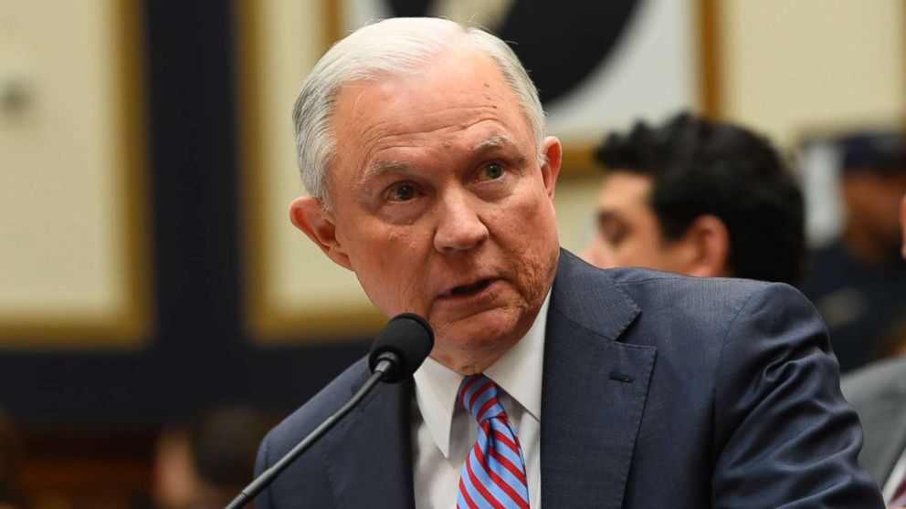Congressional  Black  Caucus  members grill Jeff Sessions on relationship with minority communities