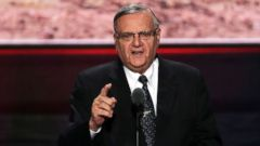 Joe Arpaio pardoned by Trump