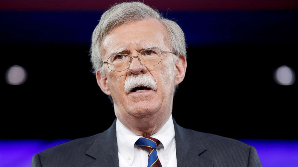 What Trump's new national security adviser means for Iran and North  Korea